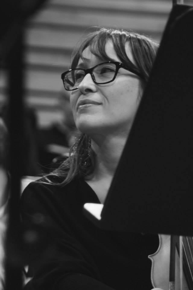 Carlotta Arata-Musicista e Referente Orchestra e Archivio