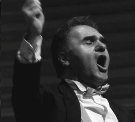 Stefano Giaroli-Direttore d'Orchestra, Presidente dell'Associazione e referente Opera