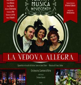 Teatro 900 -La vedova allegra