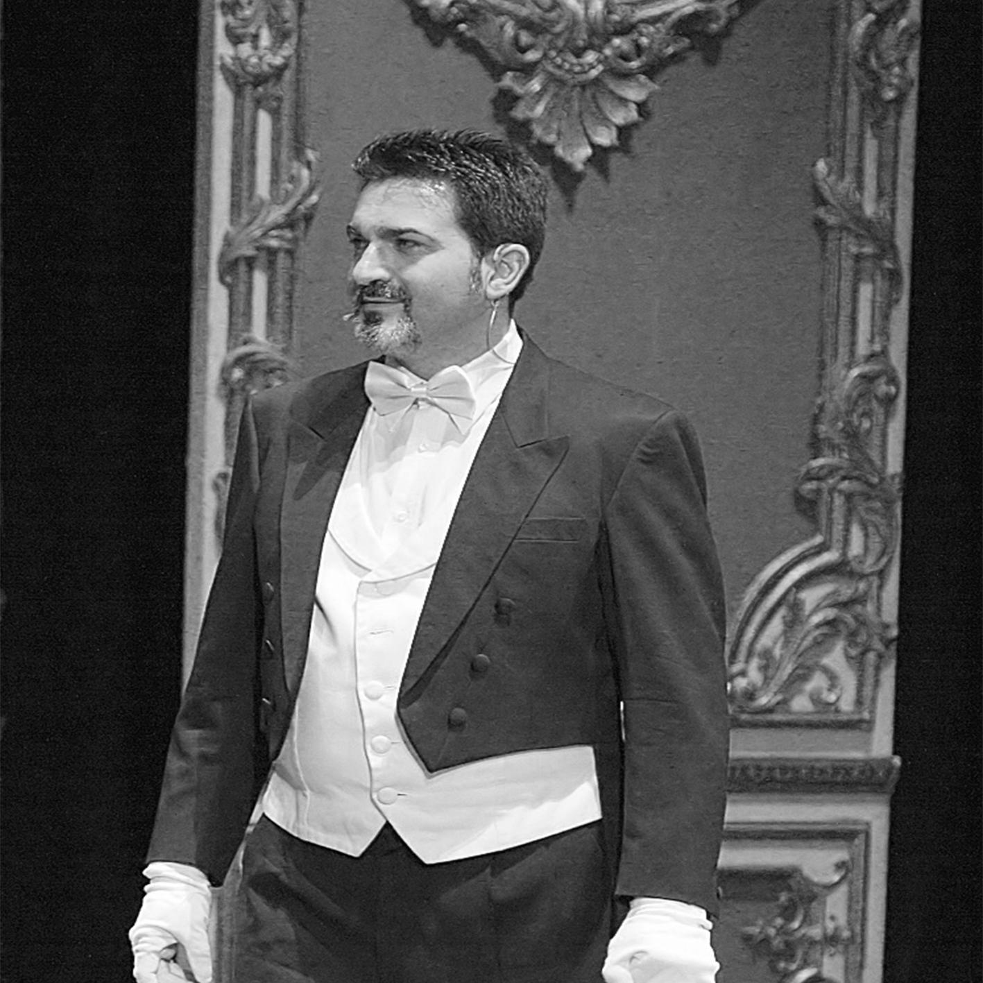 Antonio Colamorea, tenore